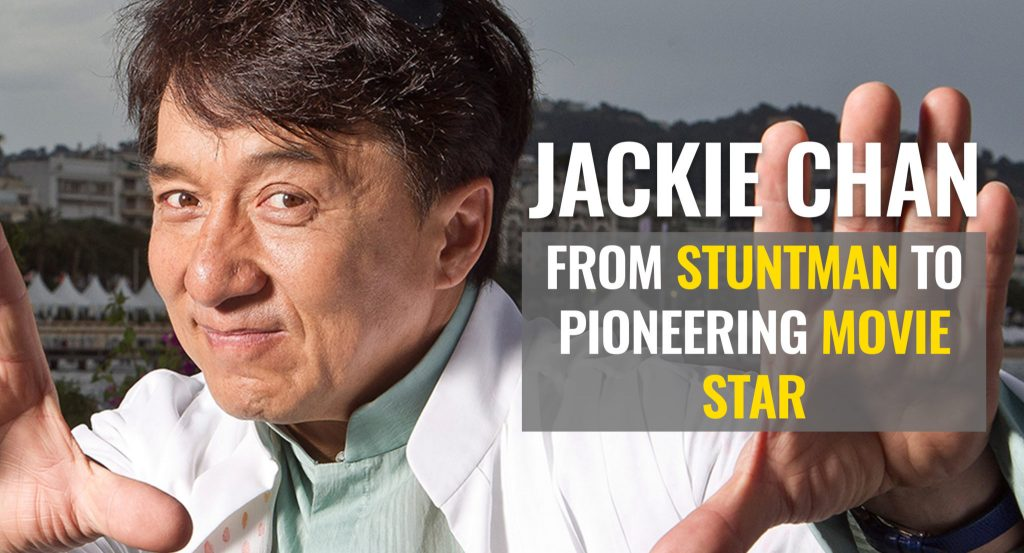 Jackie Chan's Movie Career And Age Will Surprise And Inspire You