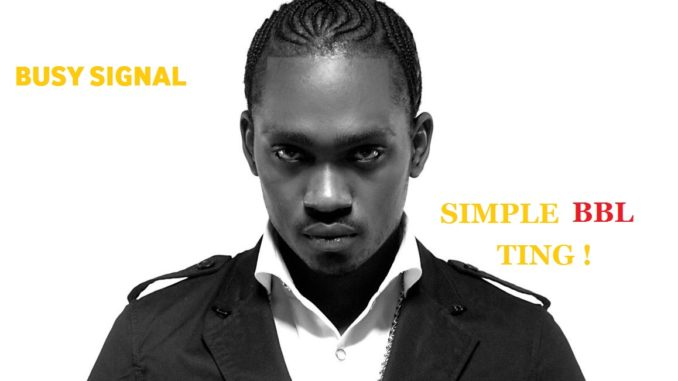 Busy Signal – Simple BBC Ting