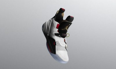 New Air Jordan XXXIII, nike's fast fit technology, air jordan, jordan brand, jordan xxxiii