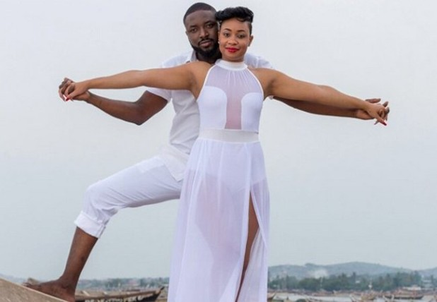 Elikem's marriage,traditional marriage,bride price,big brother africa,white wedding