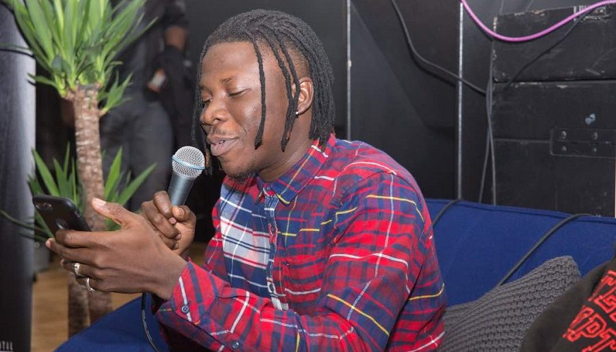 stonebwoy,nothing about ghamro and musiga, ghamro and musiga, two musical institutions, bhim nation president, knows nothing about ghamro