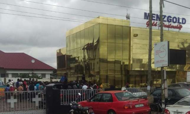 Aggrieved Menzgold customers to hold nationwide demonstration,embark on a nationwide demonstration,group calling itself aggrieved