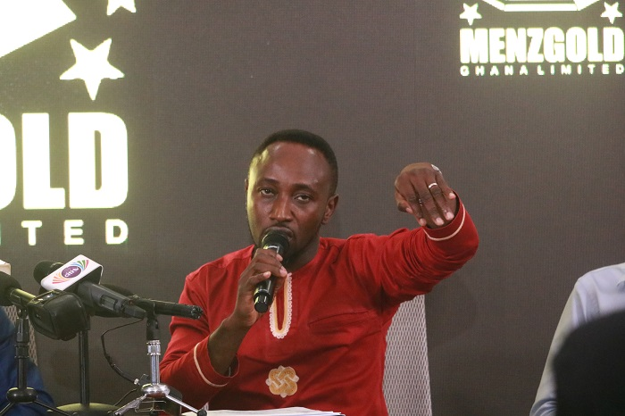 public relations officer,public relations,George Quaye,Menzgold,gold dealership,joy business