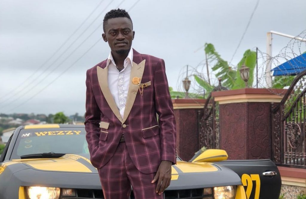 Breaking! Ghanaian Blogger arrested for allegedly publishing fake news about Kumawood actor, Lil win.