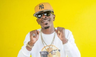 It's 5:30 In The Morning And I'm Counting Cash - Shatta Wale, shatta movement president
