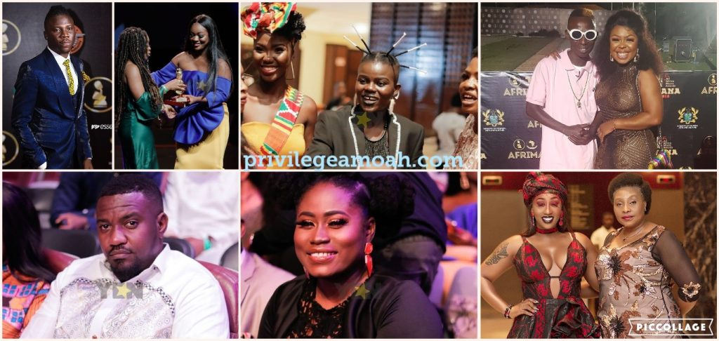 AFRIMA 2018: How your favourite celebrities dressed for the awards night