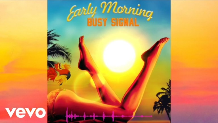 busy signal – early morning
