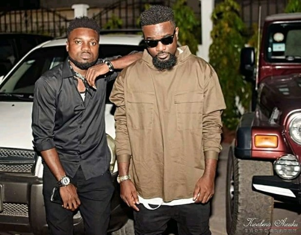 I'm not Sarkodie's small boy - Donzy Chaka confirms