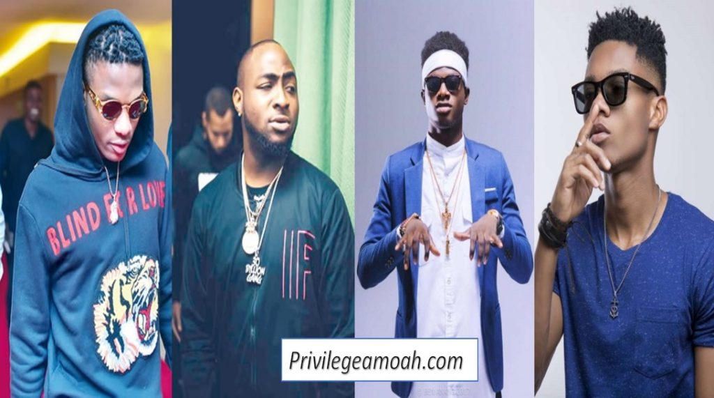 Video: Kidi and Kuami Eugene are better singers than Wizkid and Davido - Okyeame Kwame