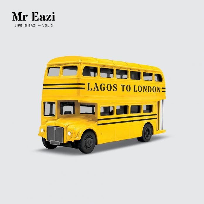 Mr. Eazi – Dabebi ft. King Promise