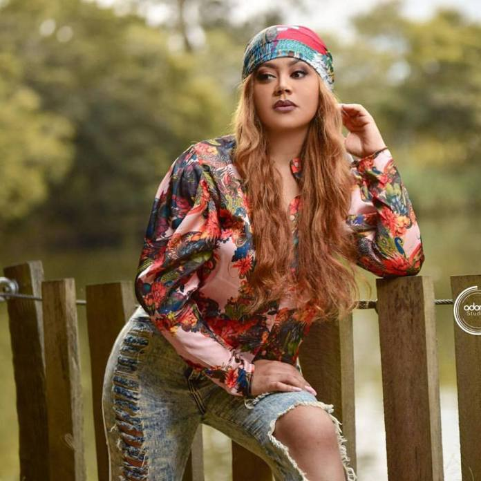 Nadia Buari celebrates 36th birthday with stunning photos after a while.