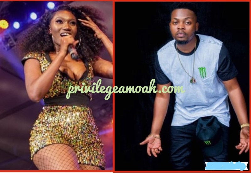 I'M A BIG FAN OF WENDY SHAY - OLAMIDE DISCLOSED