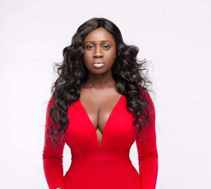 Princess Shyngle Hangs out with s3xiest Hollywood star, Idris Elba(photos)