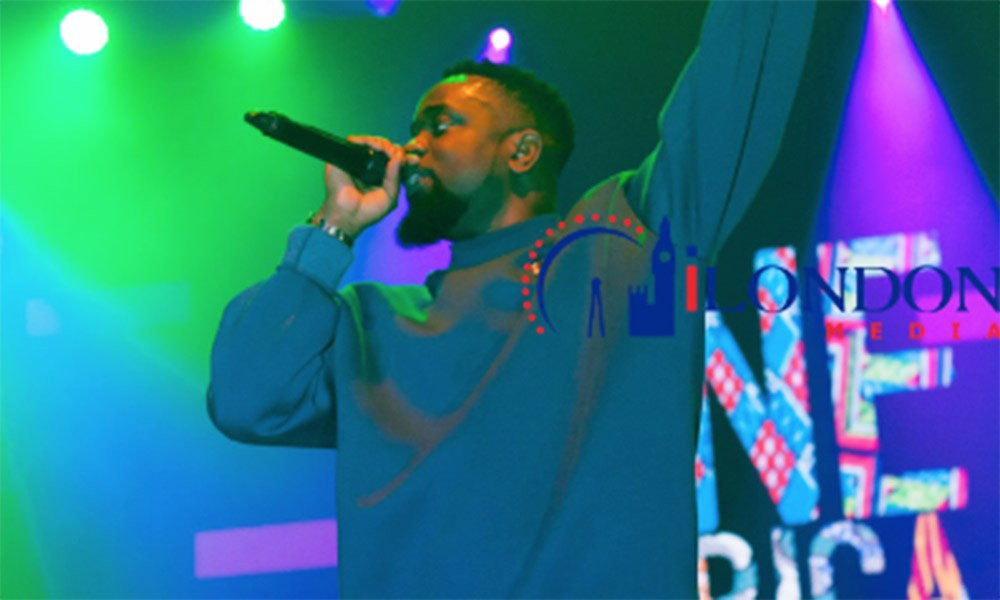 Sarkodie and Stonebwoy thrill fans at the One Africa Music Festival(video)