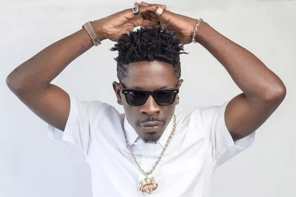 Watch video of Shatta wale's lame freestyle on BBC's channel O.