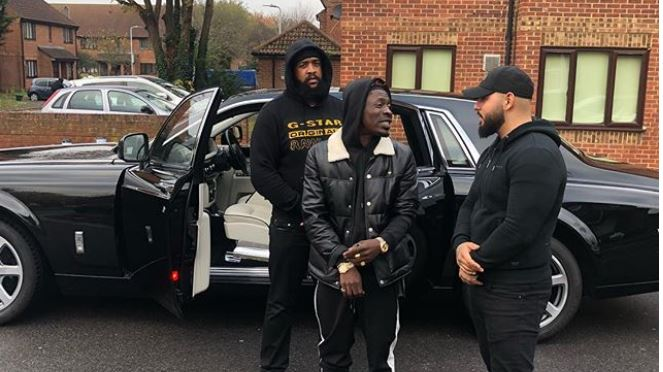 Amsterdam is too cold - Shatta wale calls fro a bail out