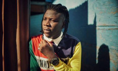 Boss, Kindly fix our Roads - Aggrieved Stonebwoy Pleads with Akuffo Addo(video)