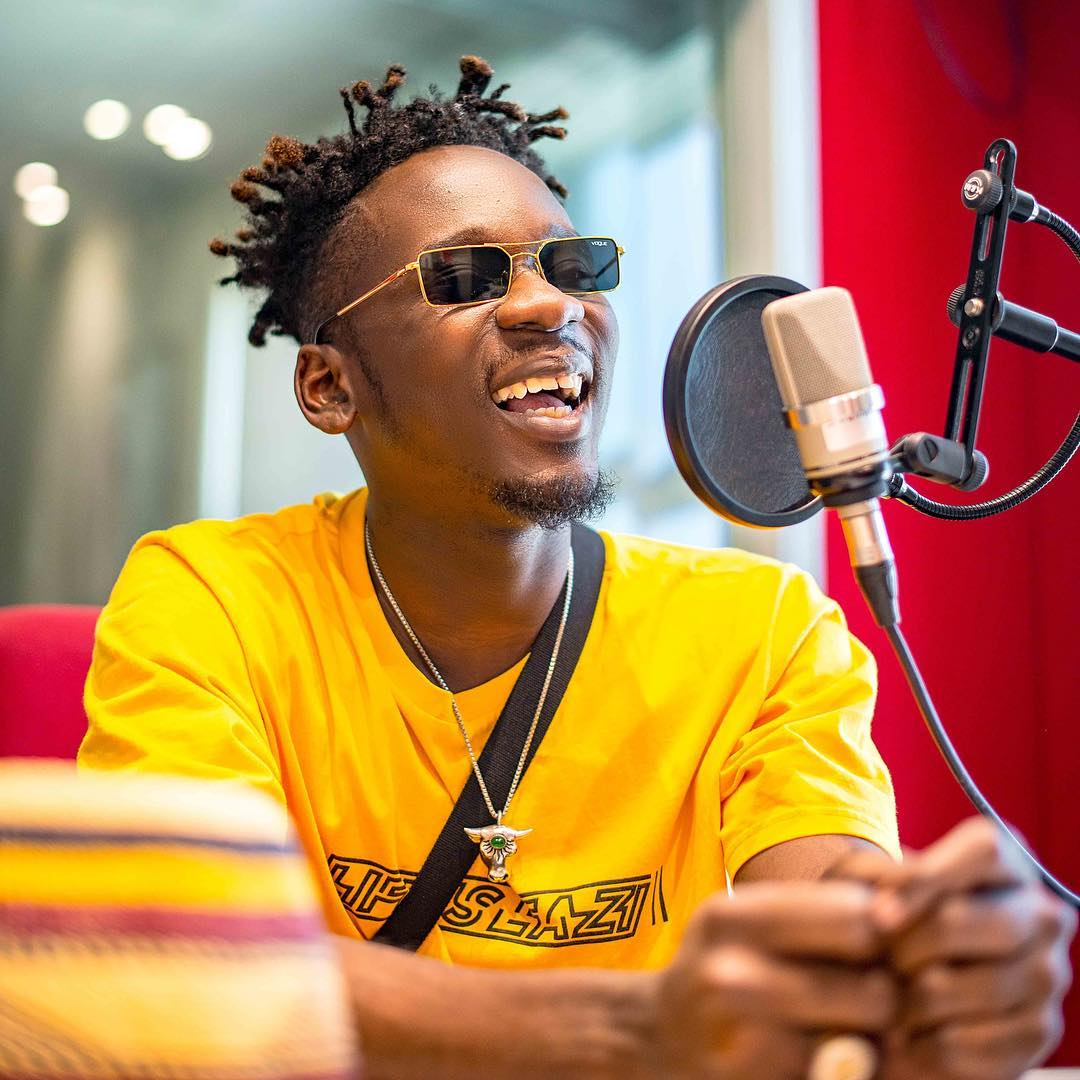 I Always Use Uber But I Have Bought flashy Cars For People - Mr.Eazi