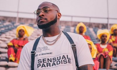 Davido reacts to fan who asked if he truly has '30billion' in his account.