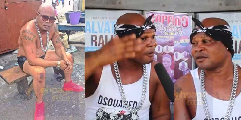 Bukom Banku Passionately Explains Why He Can't Stop Bleaching