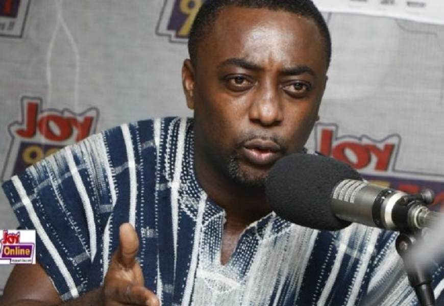 Ghanaian Female Celebs Are So Cheap, Nigerian 'Big Men' Come and Chop Them With Ease — Ekow Smith Asante