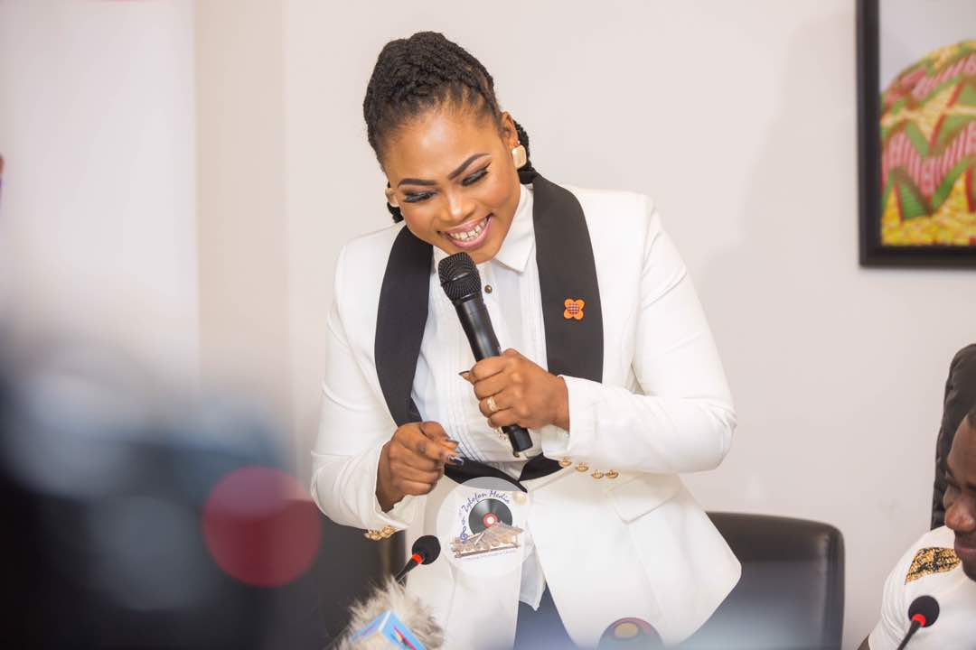 Joyce Blessing leaves Zylofon music record label with deep shock