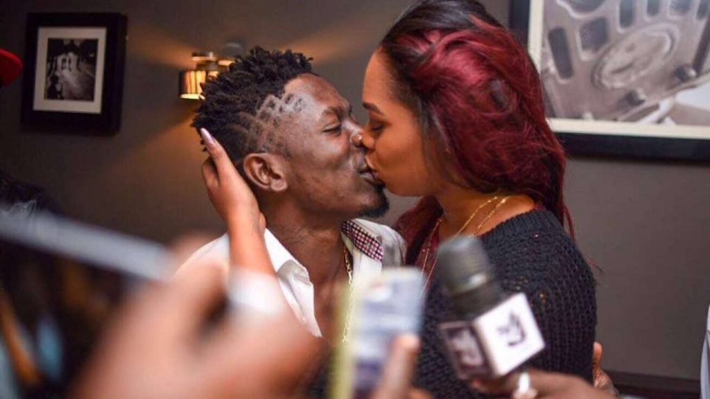 Shatta wale and shatta michy flaunt luxurious bedroom on social media(videos)