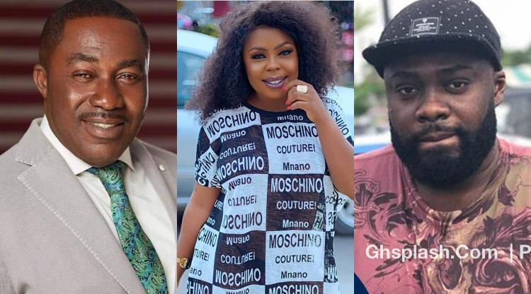 Video: Afia Schwarz Told Me, Despite Almost Used Her For Money Rituals, He Bought Her X6 to shut her up Ex-BF alleges