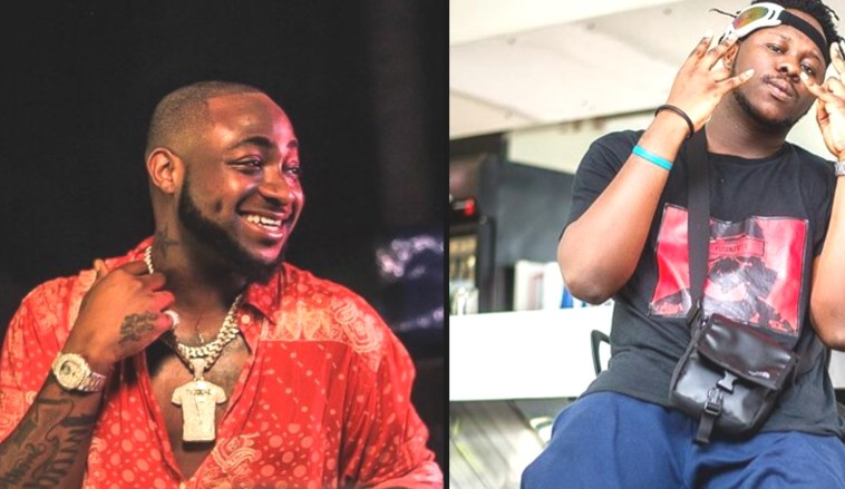Davido ft Medikal : Davido features Medikal on a new song.
