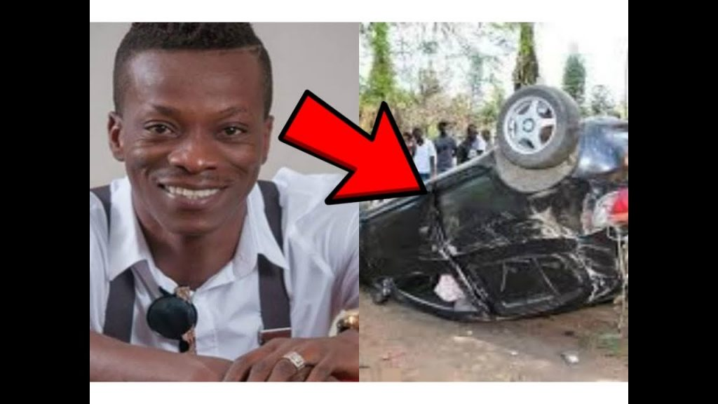 So sad! K.K Fosu involved in a deadly accident on the Tema motorway