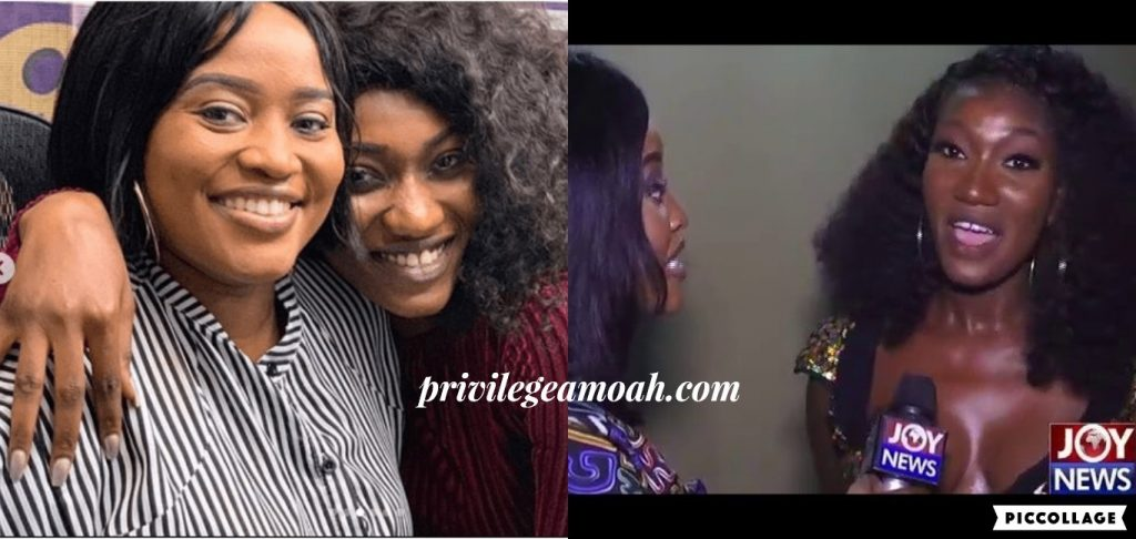 After saying 'This Is A Dumb Question' To Joynews Presenter; Wendy Shay Apologizes To MzGee