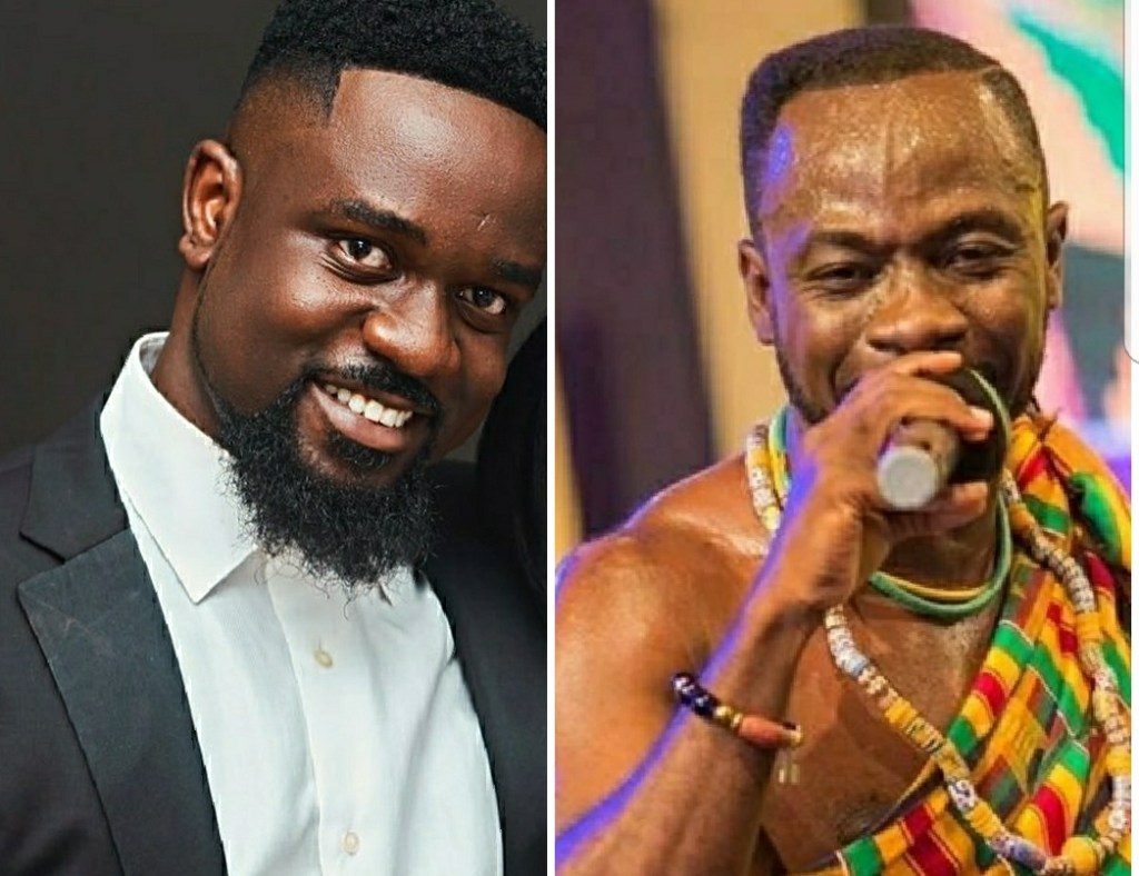 Sarkodie urges government to support Okyeame Kwame's 'Made in Ghana' project