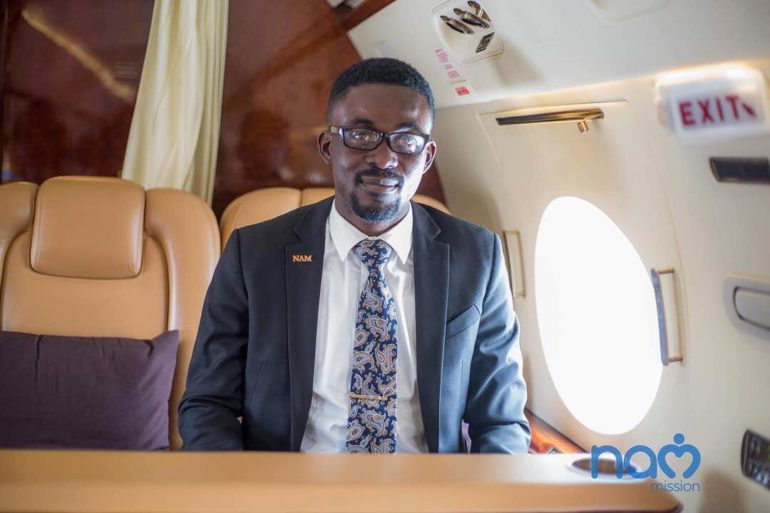 Audio: I will Curse All Those Who Have Taken Monies From NAM1 And Are Sabotaging Him - NAM1's Ftaher