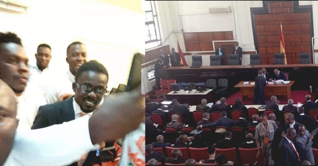 C.E.O of defunct Menzgold Ghana Limited, Nana Appiah Mensah, habitually known as Nam1 has been granted a GH¢1 billion bail. This happened when he appeared in court on Friday morning for the commencement of his trial.
