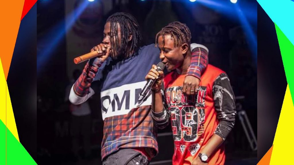 Kelvyn Boy reacts to rumours Stonebwoy unfollowed him for being ungrateful