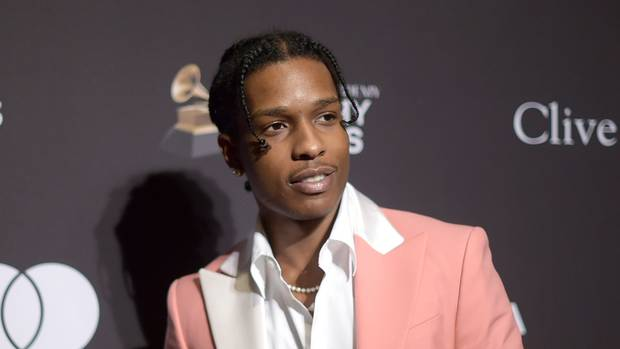 Asap rocky arrested in sweden