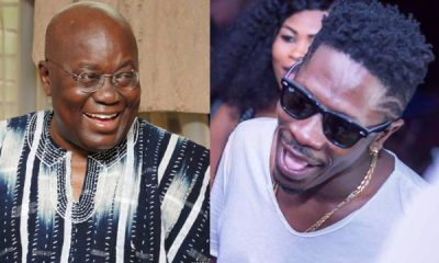 Online news platform, Yen.com.gh run an online poll of President Akuffo Addo and Shatta Wale in a quest to confirm what Nana Asiamah aka Bulldog said some time ago that, the SM president is bigger than Akuffo Addo, hence should Shatta contest come 2020 he will beat Akuffo Addo.