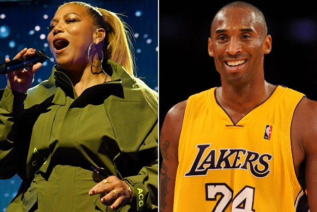 Queen Latifah pays tribute to Kobe Bryant with an NBA All-Star performance
