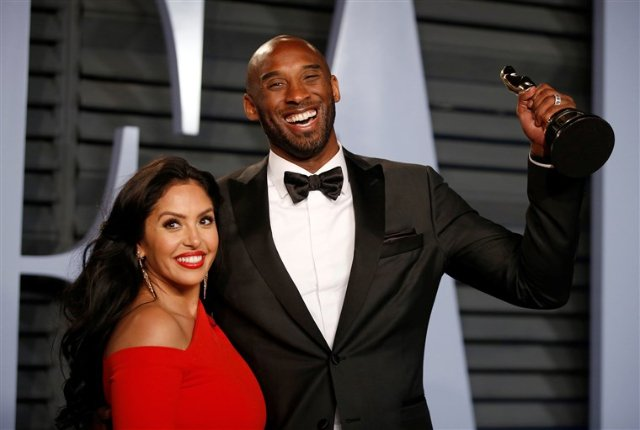 Vanessa Bryant posts touching Valentine's Day tribute to Kobe Bryant