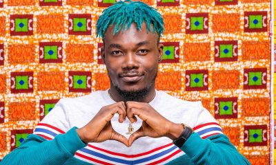 UMB GTA 2020: Camidoh awarded most promising artiste of the year