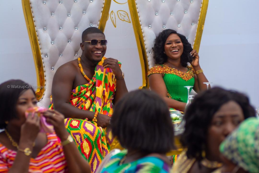 Lexis Bill marries Esther Esime Siale
