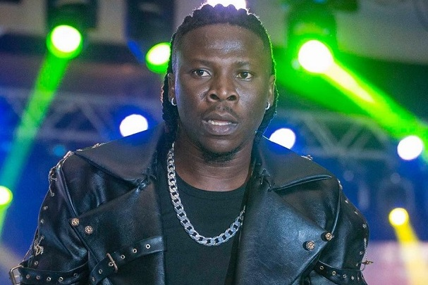 My new song with Davido was leaked by an insider - Stonebwoy to sue culprit