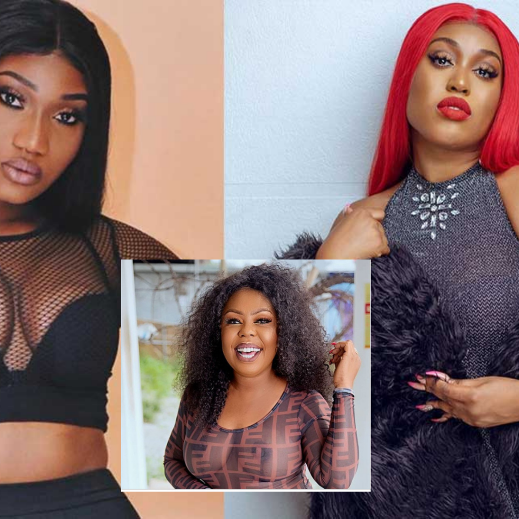 Bullet, Fantana and Wendy shay begged Pinamang cosmetics to be signed as brand ambassadors for only Gh2000 - Afia Schwar alleges