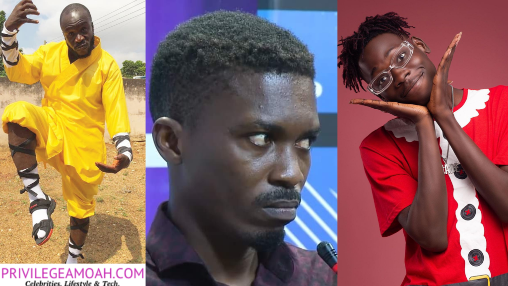 7 most popular Ghanaian Comedians in 2020 - Privilege Amoah reviews