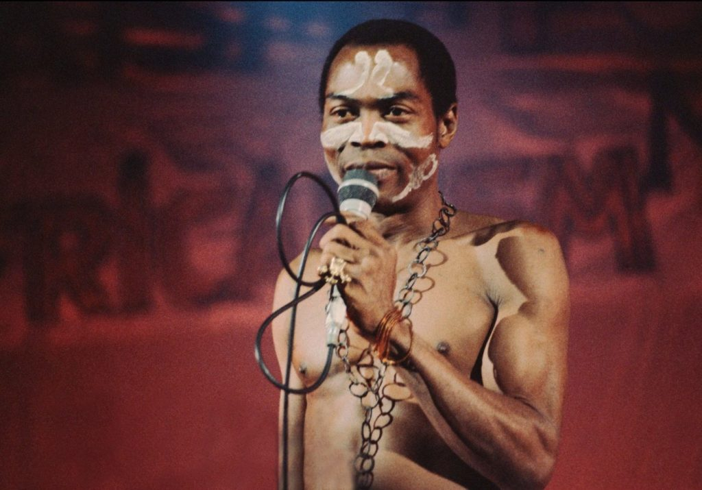 Fela Kuti nominated for 2021 Rock and Roll Hall of Fame