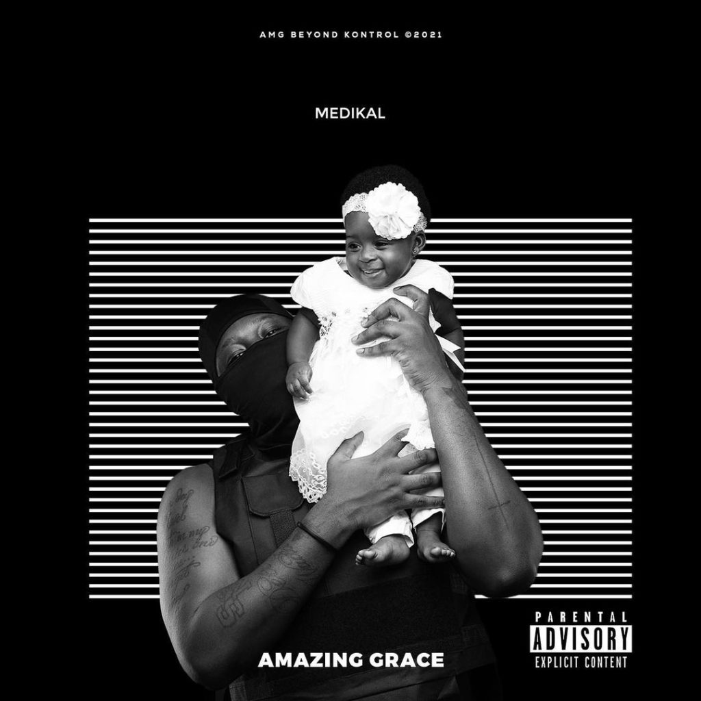Buy my 'EP' when it's out so I can make money and feed my family - Medikal begs fans