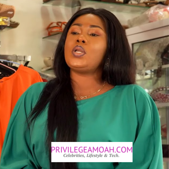 You are still single until he puts a ring on your finger – Kumawood Actress Afia Atopa to ladies