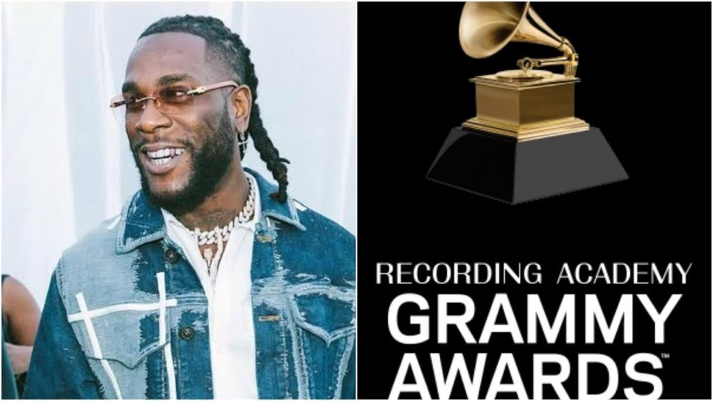 Grammy Awards 2021: Burna Boy wins Best Global music Album