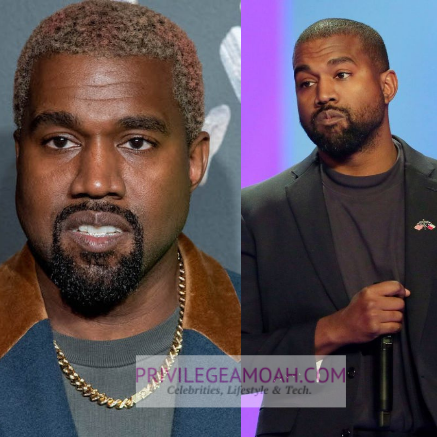 Kanye West Is Worth $6.6 Billion Making Him The Richest blackman In the US