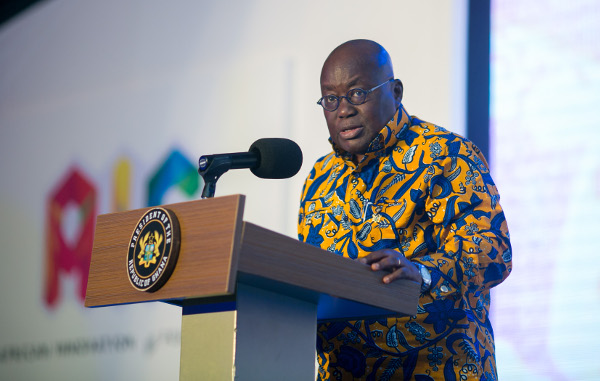 National Id number s to become tax identification numbers - President Akufo- Addo on state of the nation address